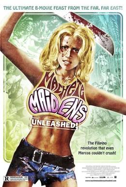 Постер фильма Девки с мачете на свободе! (2010)