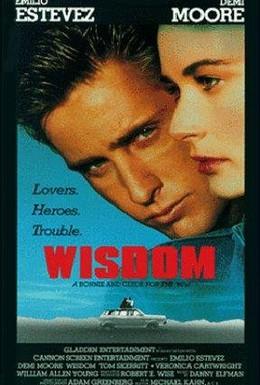 Постер фильма Уиздом (1986)