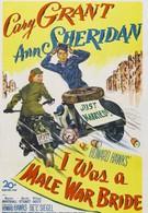 Солдат в юбке (1949)