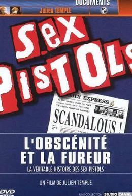 Постер фильма Грязь и ярость. История Sex Pistols (2000)