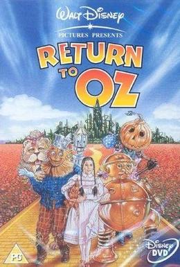 Постер фильма Возвращение в страну Оз (1985)