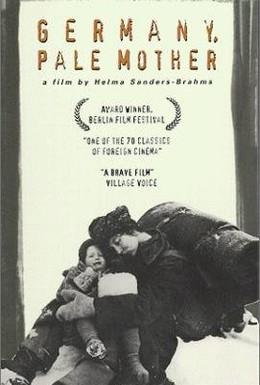 Постер фильма Германия, бледная мать (1980)