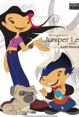 Постер фильма Жизнь и приключения Джунипер Ли (2005)
