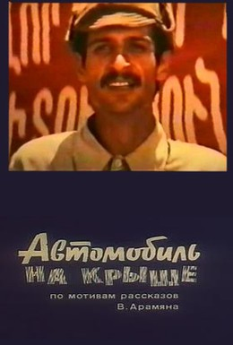 Постер фильма Автомобиль на крыше (1981)