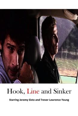 Постер фильма Крюк, линии и грузило (2011)