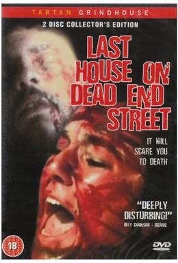Постер фильма Последний дом на тупиковой улице (1977)