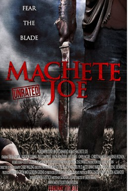 Постер фильма Мачете Джо (2010)
