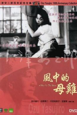 Постер фильма Курица на ветру (1948)