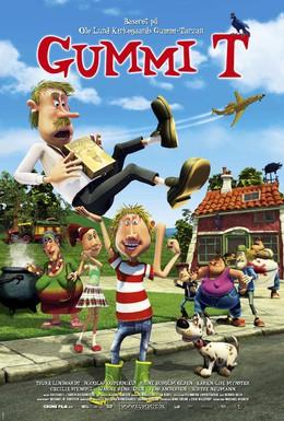 Постер фильма Тарзан-размазня (2012)