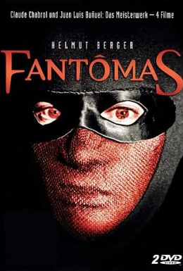 Постер фильма Фантомас (1980)