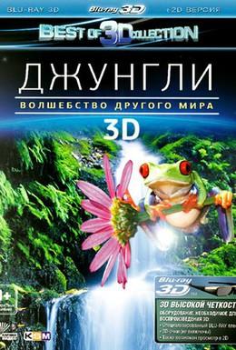 Постер фильма Джунгли 3D: Волшебство другого мира (2012)