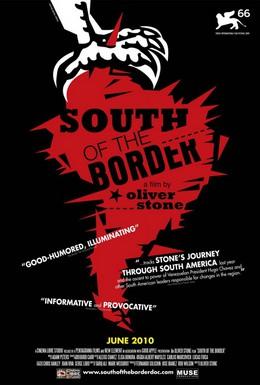 Постер фильма К югу от границы (2009)
