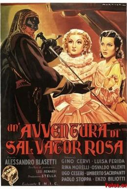 Постер фильма Приключения Сальватора Розы (1939)