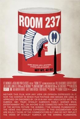 Постер фильма Комната 237 (2012)