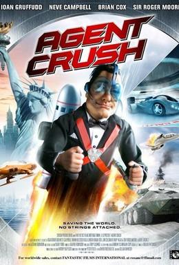 Постер фильма Агент Краш (2008)