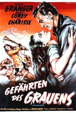 Постер фильма Дикий север (1952)