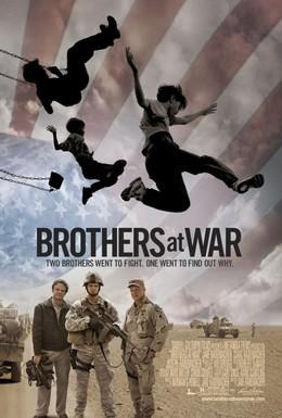 Постер фильма Братья на войне (2009)