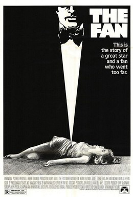 Постер фильма Поклонник (1981)