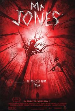 Постер фильма Мистер Джонс (2013)