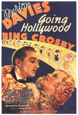 Постер фильма По дороге в Голливуд (1933)