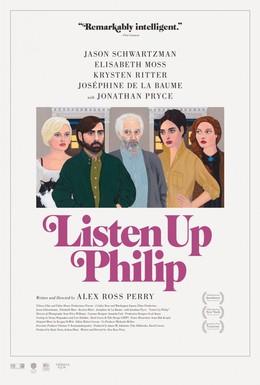 Постер фильма Послушай, Филип (2014)