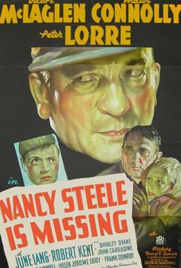 Постер фильма Нэнси Стил пропала! (1937)