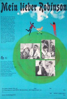 Постер фильма Мой милый Робинзон (1971)