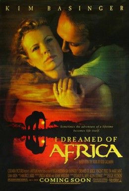 Постер фильма Я мечтала об Африке (2000)
