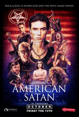 Постер фильма Американский дьявол (2017)