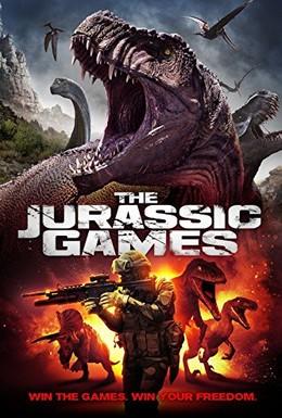 Постер фильма Игры юрского периода (2018)