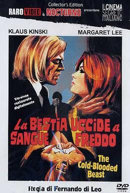 Постер фильма Зверь с холодной кровью (1971)