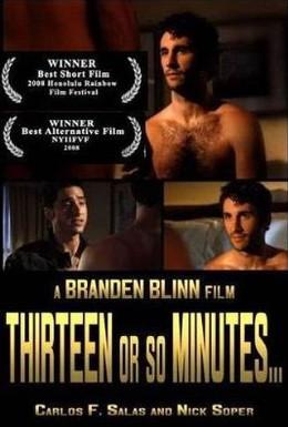Постер фильма 13 минут или около того... (2008)