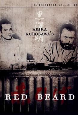 Постер фильма Красная борода (1965)