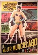 Женщина-летучая мышь (1968)