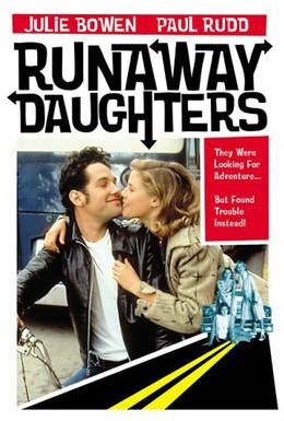 Постер фильма Дочери в бегах (1994)