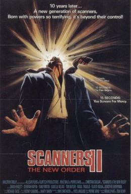 Постер фильма Сканнеры 2: Новый порядок (1991)