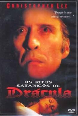 Постер фильма Сатанинские обряды Дракулы (1973)
