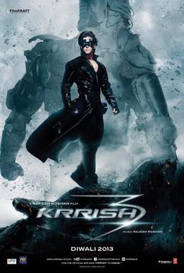 Постер фильма Крриш 3 (2013)