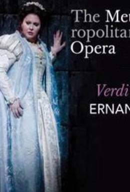 Постер фильма Джузеппе Верди - Эрнани  (2012)