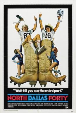 Постер фильма Северный Даллас Сорок (1979)