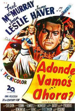 Постер фильма Куда мы отсюда пойдем? (1945)