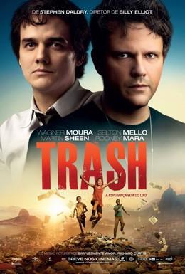Постер фильма Свалка (2014)