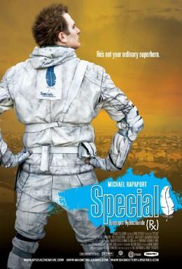 Постер фильма Особый парень: Тупой супергерой (2006)