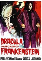 Дракула против Франкенштейна (1972)