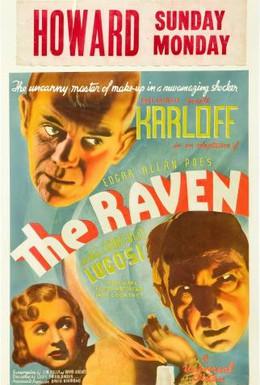 Постер фильма Ворон (1935)