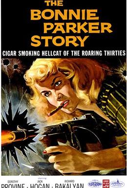 Постер фильма История Бонни Паркер (1958)