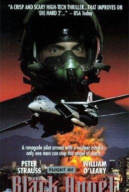 Постер фильма Полёт чёрного ангела (1991)