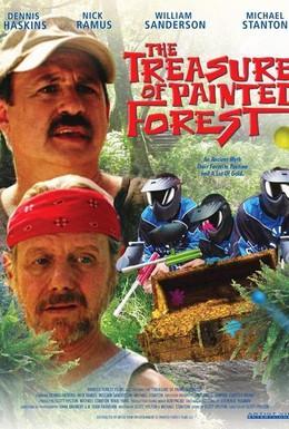 Постер фильма Сокровище пейнтбольного леса (2006)