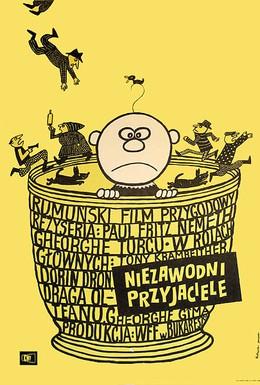 Постер фильма Бессловесные друзья (1969)