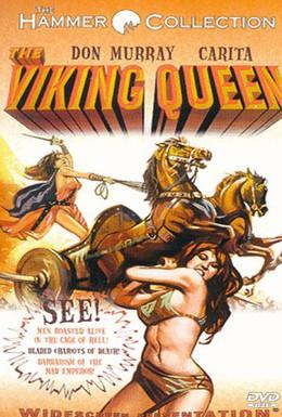 Постер фильма Королева викингов (1967)